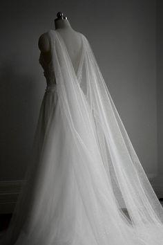 Wedding Dress Backs, Classic Wedding Dress, One Shoulder Wedding Dress, Bridal Cape, Bridal Gowns, Wedding Gowns, Wedding Cape Veil, Wedding Hijab, Bridal Headpieces