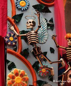 """""""Angel"""" - Ofrenda o Altar Día de Muertos"""