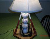 Ultimate Baseball Lamp
