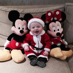 Should've did this on Christmas with bailey. She's obsessed with mickey mouse clubhouse!