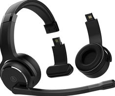 Wireless Headphones Review, Computer Headphones, Headphones With Microphone, Wireless Headset, Over Ear Headphones, Bluetooth, Future Gadgets, Product Tester, Amazon Deals