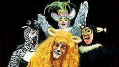 Hudson, Oct Madagascar - A Musical Adventure Jr. Animal Makeup, Madagascar, Musicals, Halloween Face Makeup, Drama, Scene, Costumes, Adventure, School Stuff