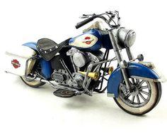 Handmade Harley Davidson Motorcycles Metal Art by 518workshop, $137.00