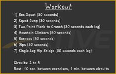 Don't worry if you don't have time to make it to the gym. You can still get a great workout in at home.