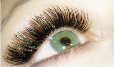 glitter eyelashes | glitter lash back home glitter lash 2 available in this category