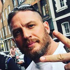 Tom Hardy  July 2017