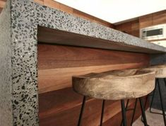 Kitchen With Islands Bench Polished Concrete 49+ Super Ideas #kitchen