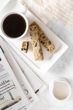 Power Biscotti from Blissful Basil