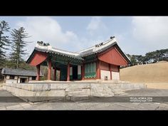 Beholder DS1 at Tomb of King Sejong the Creat(Youngneung), YEOJU, KOREA ...