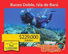 Buceo en Isla de Barú