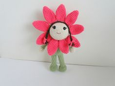Flower Doll | Flickr - Photo Sharing! By Casey