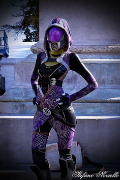 Tali'Zorah Vas Normandy
