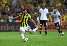 FB 2-1 BJK Janssen'in penaltı vuruşu.
