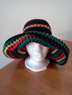 love it EmpressionZ Zion Floppy Hat by EmpressionZCrochet on Etsy, $35.00