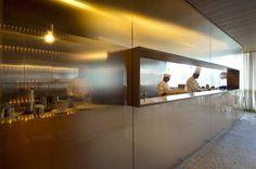 glass restaurant kitchen - Google Search