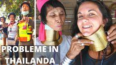 am facut ACCIDENT si NE-A OPRIT POLITIA in drum spre Long Neck Tribe | K... Chiang Mai, Drums, Percussion, Drum, Drum Kit