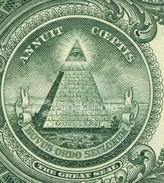 The Masonic all seeing eye, the Eye of Providence symbol found on American money, and our modern Rx pharmaceutical symbol are all descended from the Eye of Horus.