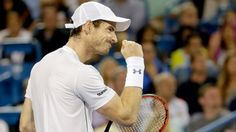 Britain's Andy Murray wins his 22nd match in a row to beat Milos Raonic 6-3 6-3…