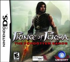 Amazon.com: Prince of Persia: The Forgotten Sands - Nintendo DS: Video Games