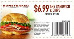 Baking With Honey, Bagel, Coupons, Sandwiches, Chips, Lunch, Ethnic Recipes, Food, Potato Chip