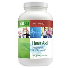 Heart Aid - 180 ct - Purium Health Products