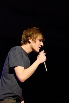 Bo Burnham. If you don't know who he is..... LEARN.