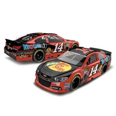 Action Racing 2014 Tony Stewart #14 Bass Pro 1:64 Scale Gold Die-Cast Chevrolet SS