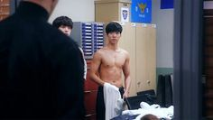 Lee Sung Gi in You're  Surrounded