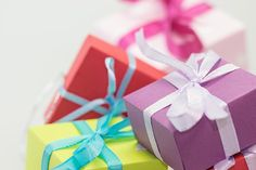 In need of some gift idea inspiration for the holidays? (Image credit: gifts packages made loop by blickpixel. Public domain via Pixabay.)