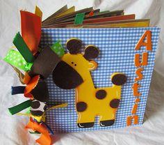 Cute scrap book idea!