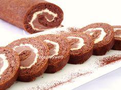 Základom rolády je dobré cesto a chutná plnka. http://ywettrecepty.blogspot.sk/2012/10/kakaova-rolada.html