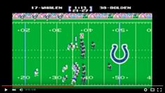 If the worst NFL play in history were on Tecmo Super Bowl  (video)