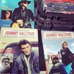 #johnnyhallyday #mythic #legende #Rosemarketvintage #vintagelover
