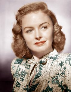 Donna Reed doesn't get enough credit, just in general. Description from pinterest.com. I searched for this on bing.com/images