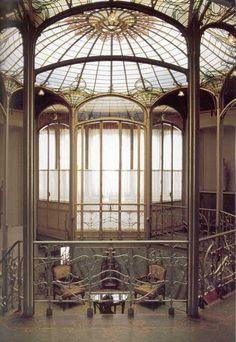 Hôtel Van Eetvelde / Victor Horta