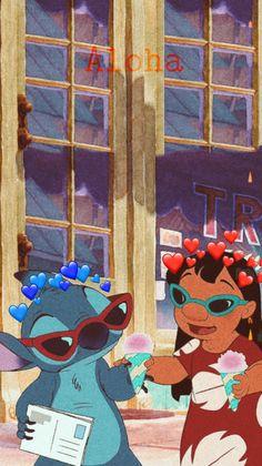 Disney Phone Wallpaper, Cartoon Wallpaper Iphone, Cute Cartoon Wallpapers, Cute Wallpaper Backgrounds, Pretty Wallpapers, Aesthetic Iphone Wallpaper, Pink Wallpaper Girly, Hippie Wallpaper, Pinturas Disney