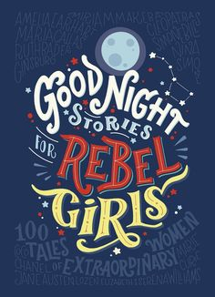 Booktopia has Good Night Stories for Rebel Girls, 100 Tales of Extraordinary Women by Elena Favilli. Buy a discounted Hardcover of Good Night Stories for Rebel Girls online from Australia's leading online bookstore. Marie Curie, Good Books, Books To Read, My Books, Books For Girls, Books To Buy, Good Night Story, Night Time, Feminist Books