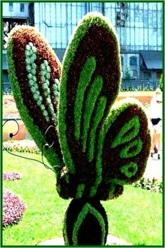Pittura artistica Topiary