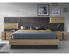 Composición Dormitorio Moderno 68