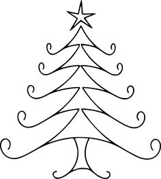 New tree drawing simple christmas cards Ideas Tree Line Drawing, Xmas Drawing, Tree Drawing Simple, Simple Tree, Simple Christmas Tree Drawing, Simple Christmas Cards, Christmas Art, Christmas Ornaments, Easy Christmas Drawings