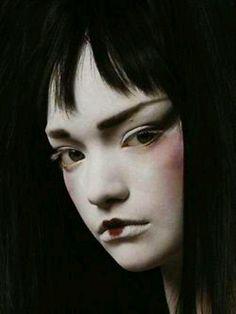 Giesha makeup