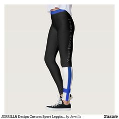 JERRILLA Design Custom Sport Leggings Suomi