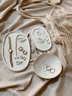 Lucht drogen Clay kit aardewerk diy   Etsy Polymer Clay Crafts, Diy Clay, Diy Air Dry Clay, Diy With Clay, Crafts With Clay, Air Drying Clay, Stick Crafts, Air Dry Clay Crafts, Resin Crafts
