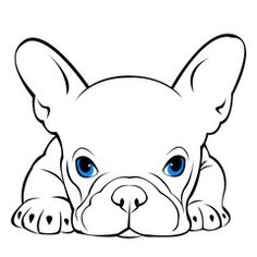 French bulldog stock photos, royalty-free images, vectors, video In the event you would like a Blue Fawn French Bulldog, French Bulldog Full Grown, French Bulldog Drawing, French Bulldog Tattoo, Bulldogge Tattoo, Animal Drawings, Art Drawings, Dog Vector, Royalty Free Images