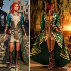 Triss cosplay