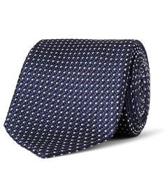 Tom Ford 7cm Silk-Jacquard Tie