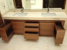 Gabinete de baño - Revah Arqs