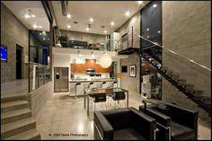 Stunning minimalist, modern custom built concrete home nestled in the San Tan mountains in San Tan Valley, AZ.