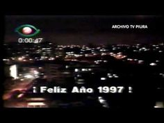 Año Nuevo 1997 En La Embajada de Japón - Lima Perú