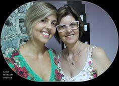 Katia Miyazaki Coiffeur - Salão de Beleza em Floripa: mechas loiras -  corte estiloso feminino - Salão d...